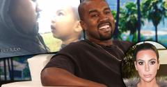 Kanye West Trying Kim Kardashian
