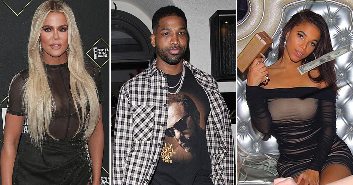 khloe kardashian negative energy tristan thompson cheating sydney chase gloria allred