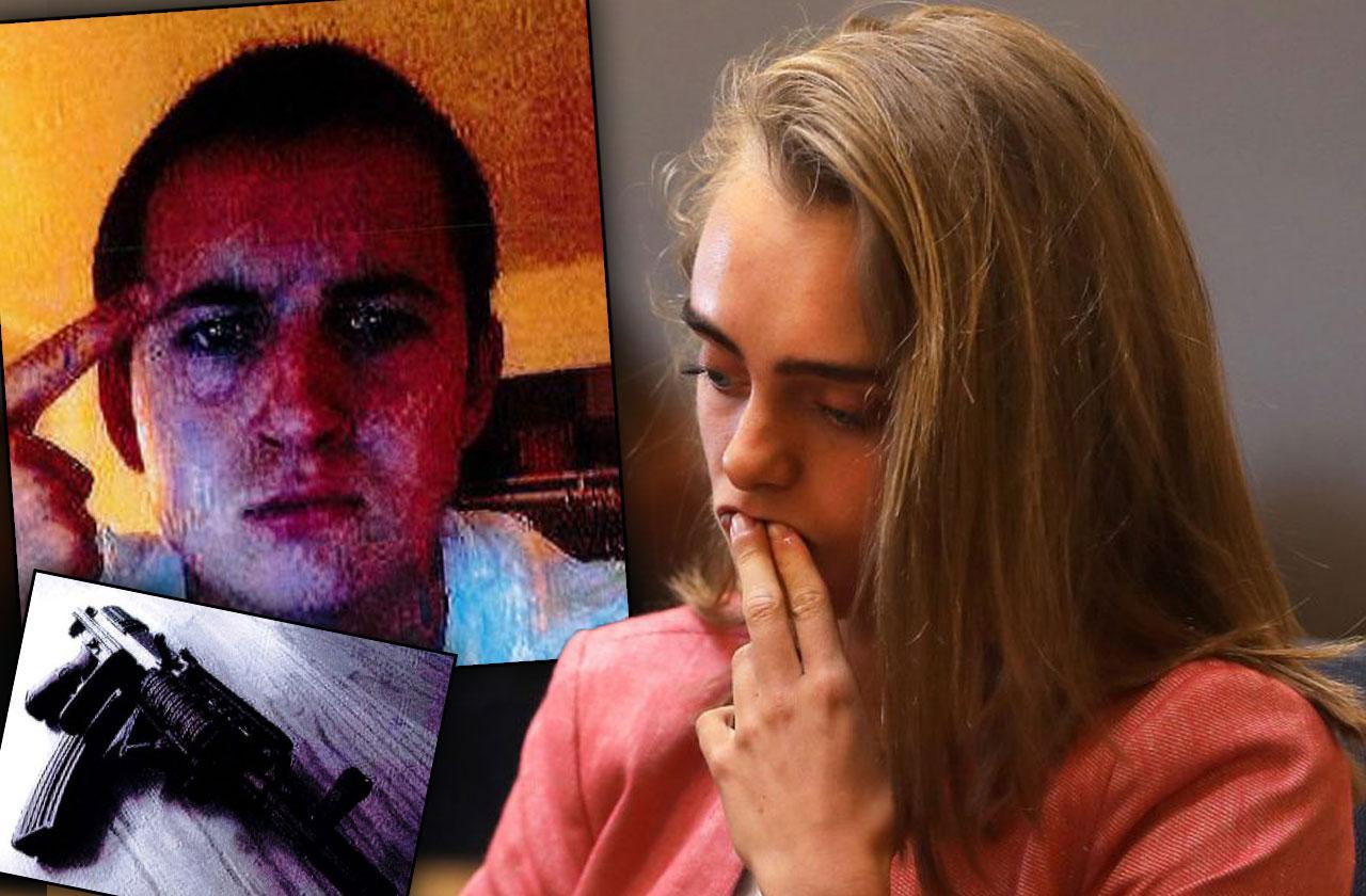//teen text killer trial closing arguments michelle carter gun evidence  pp