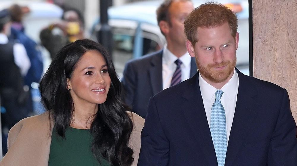 Meghan Markle and Prince Harry Are Reportedly 'Super Excited' About 2nd Pregnancy