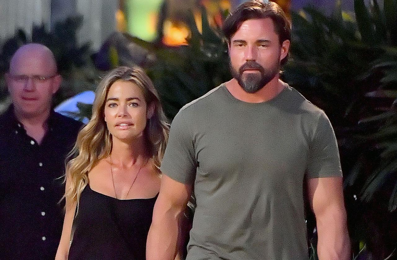 RHOBH Denise Richards Engaged Aaron Phypers
