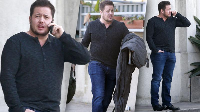 Chaz Bono Keeps Weight Off