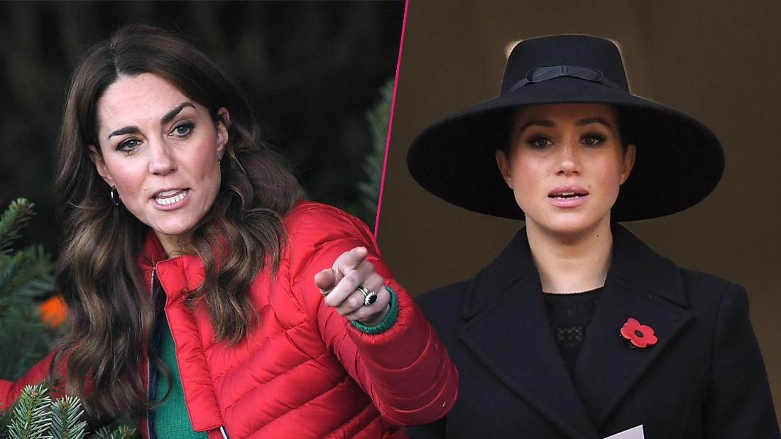 Inside Meghan Markle & Kate Middleton's Fractured Relationship