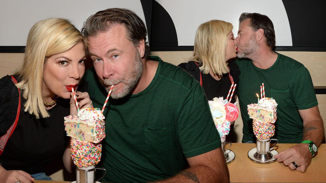 Tori Spelling & Dean McDermott Celebrate His 53 Birthday