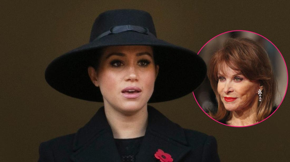 Stefanie Powers Slams Meghan Markle For Changing Royal Dynamic