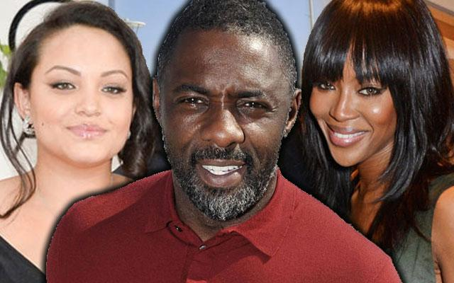 Idris Elba Dating Naomi Campbell -- Why He Left The Mother Of His Child