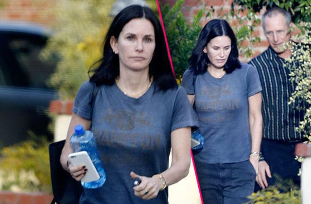 //courteney cox johnny mcdaid break up mystery man pp