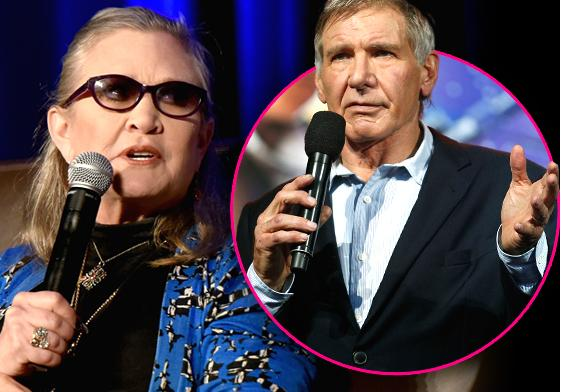 harrison ford carrie fisher secret affair sex details
