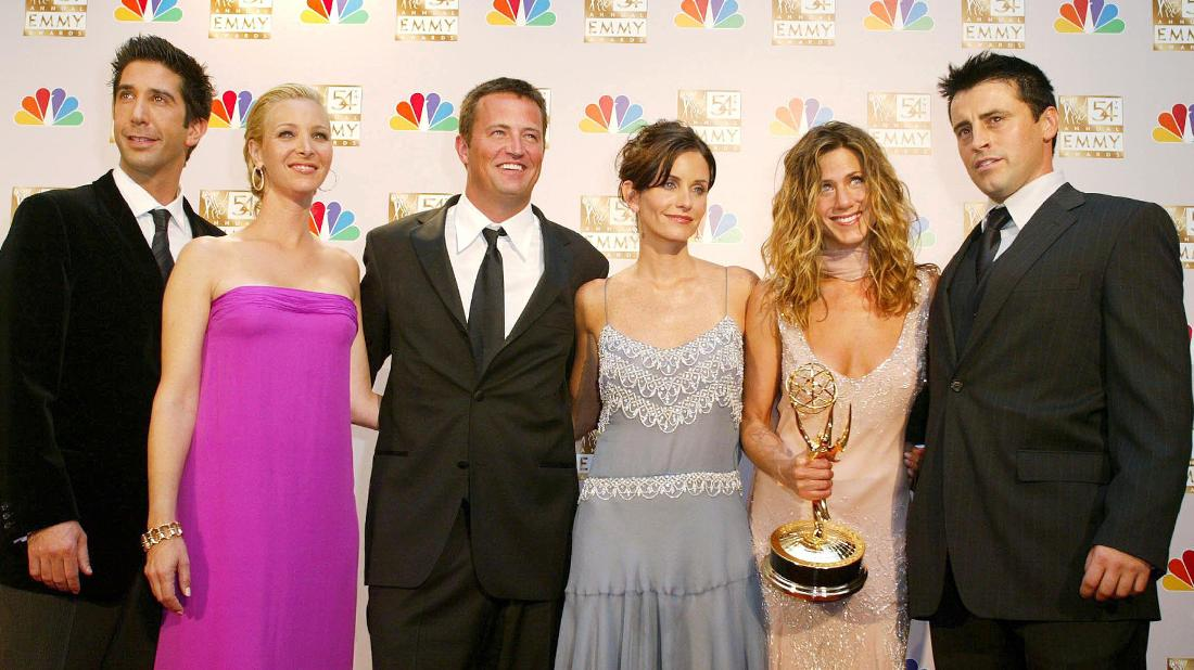 'Friends' Reunion May Happen After Jennifer Aniston Teased Show