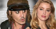 Johnny Depp Amber Heard Money For Sex