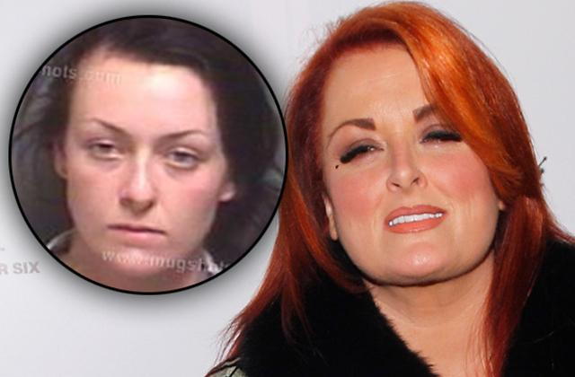 //wynonna judd daughter arrested grace kelley guilty meth possession PPnew