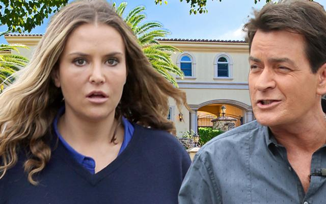 Brooke Mueller House Foreclosure Charlie Sheen Mansion