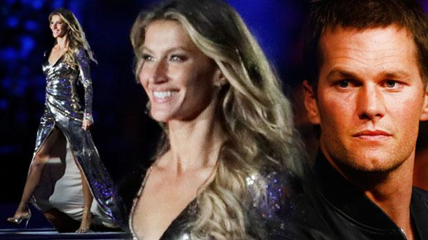 gisele bunchden rio olympics catwalk tom brady missing training camp marriage problems