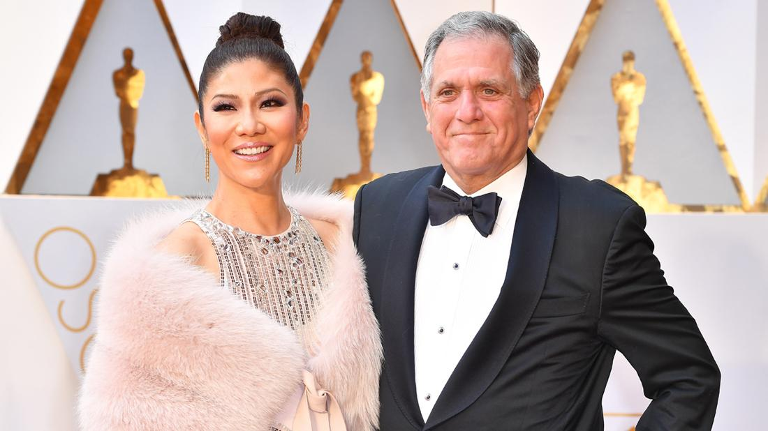 Standing By Her Man! Julie Chen & Les Moonves' Marriage Secrets & Scandals Exposed