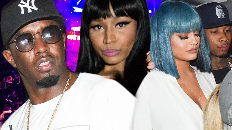 VMA 10AK nightclub album party daft punk