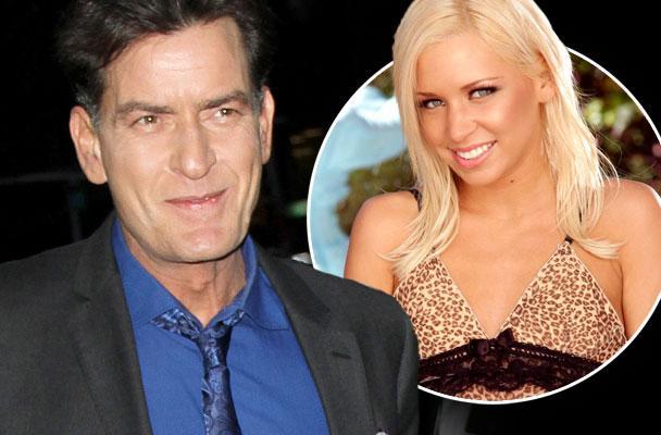 Charlie Sheen HIV Porn Star Once Got Her Pregnant