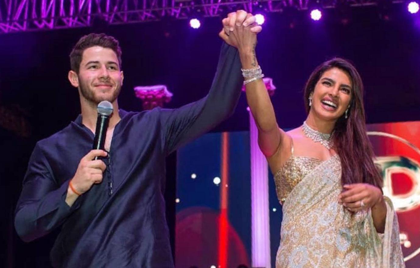 //nick jonas and priyanka chopra wedding breakdown pp
