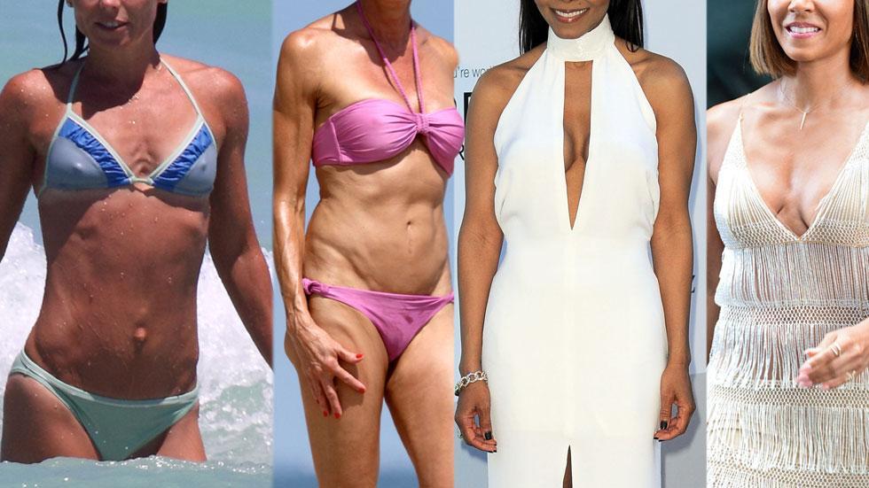 Celebrity Body Oddities Kelly Ripa Janet Jackson