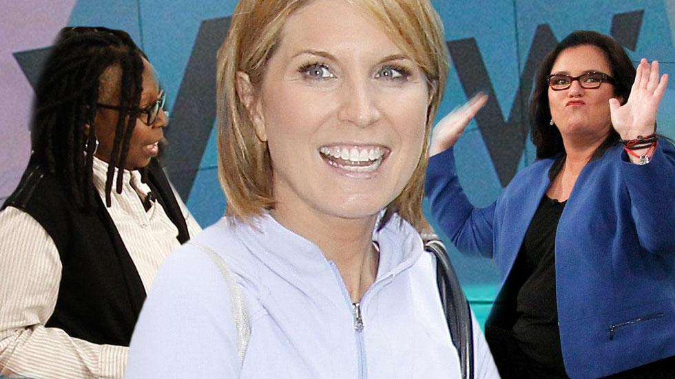 Nicolle Wallace View Rosie Whoopi Love