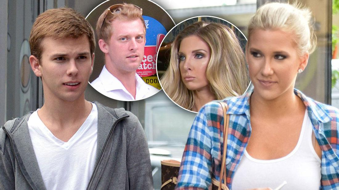 'Chrisley Knows Best' Kids At War Amid Todd & Julie's Federal Tax Indictment Scandal