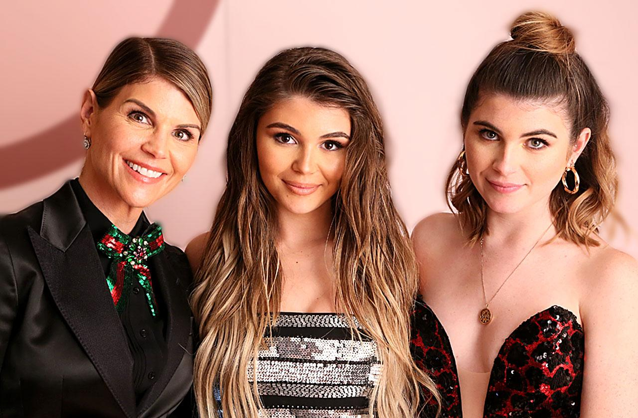 Lori Loughlin Daughters Blacklisted Hollywood College Admissions Scandal