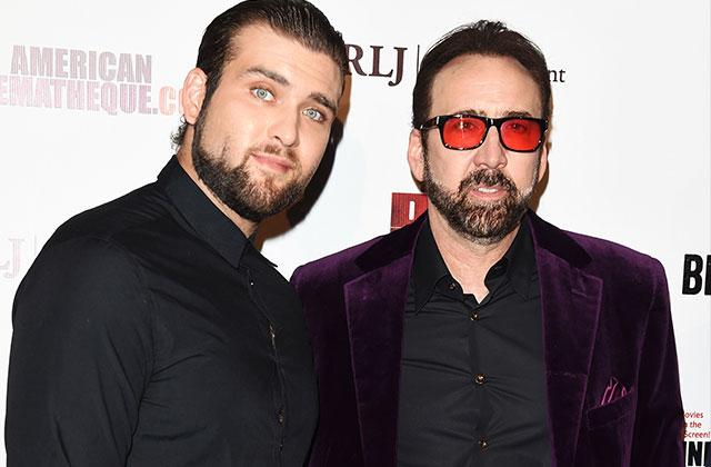 Nicolas Cage Son Weston Facing Jail DUI Crash Charges