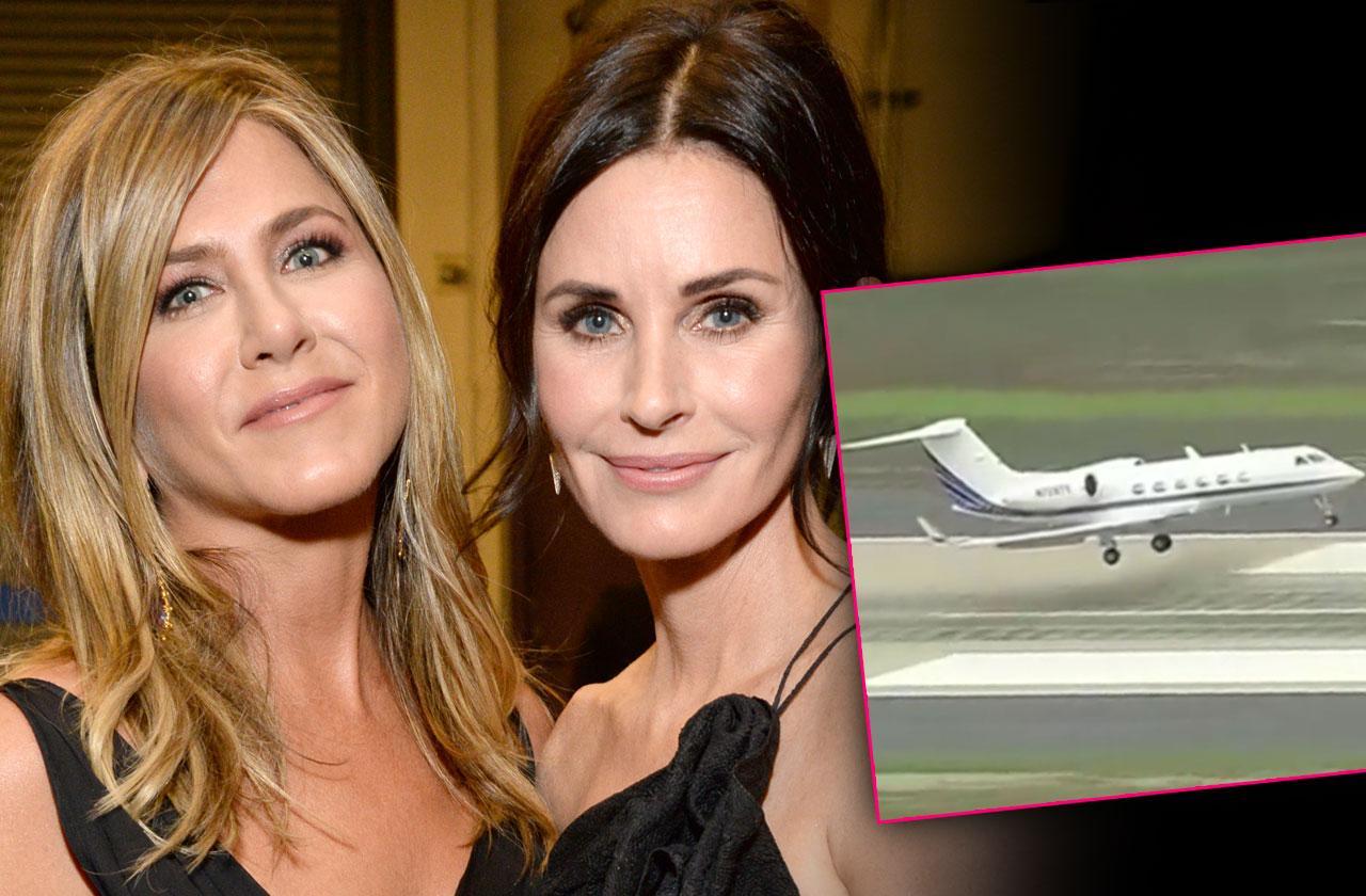 Jennifer Aniston Private Plane Emergency Landing
