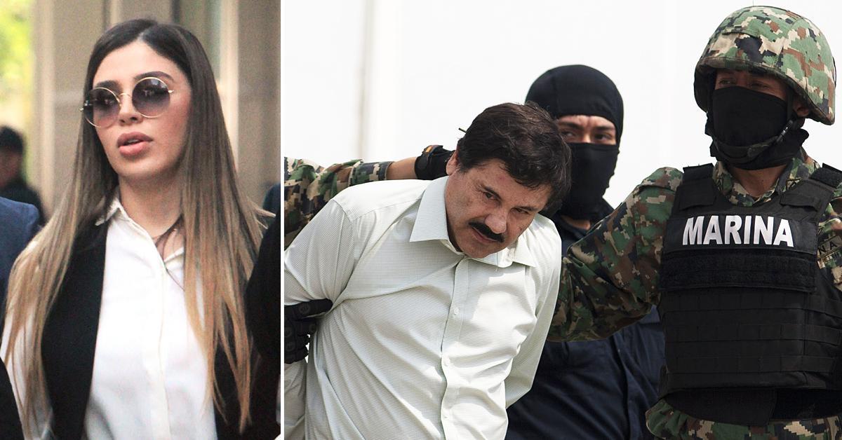 joaquin el chapo guzman wife emma coronel aispuro pleads guilty drug trafficking charges life prison r