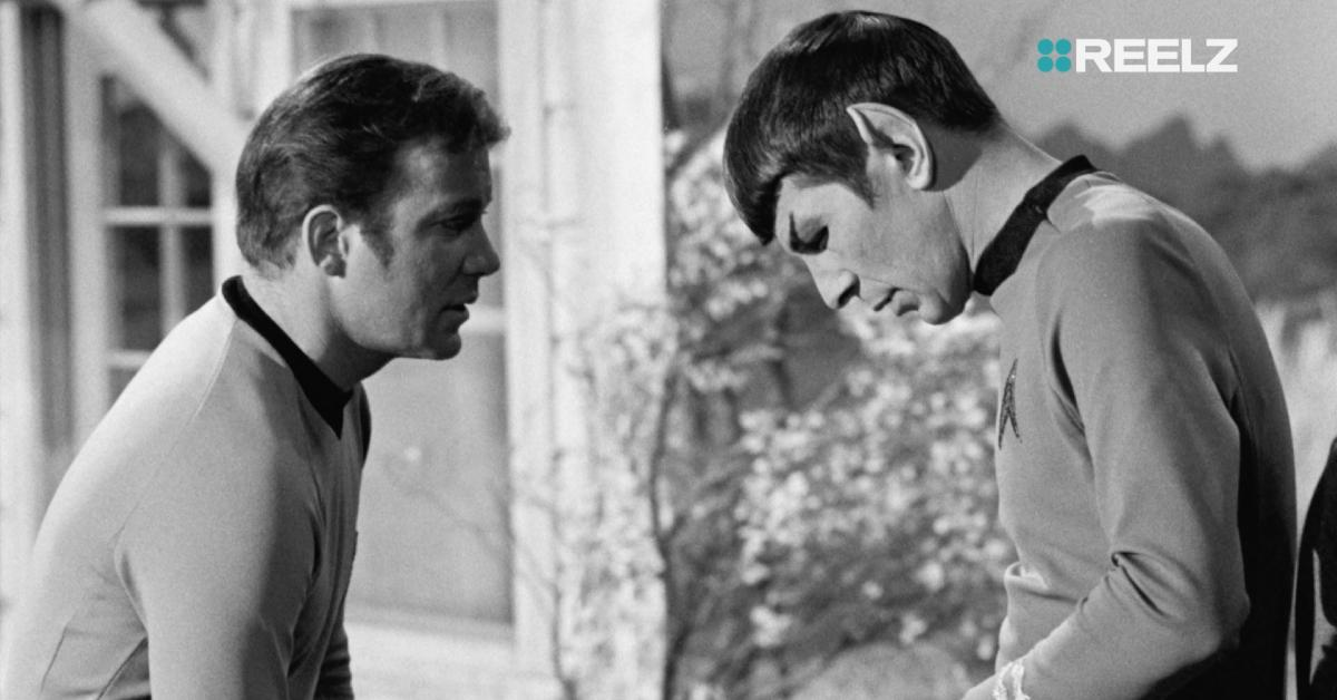 Exclusive Interviews With William Shatner And Leonard Nimoy Detail BTS ...