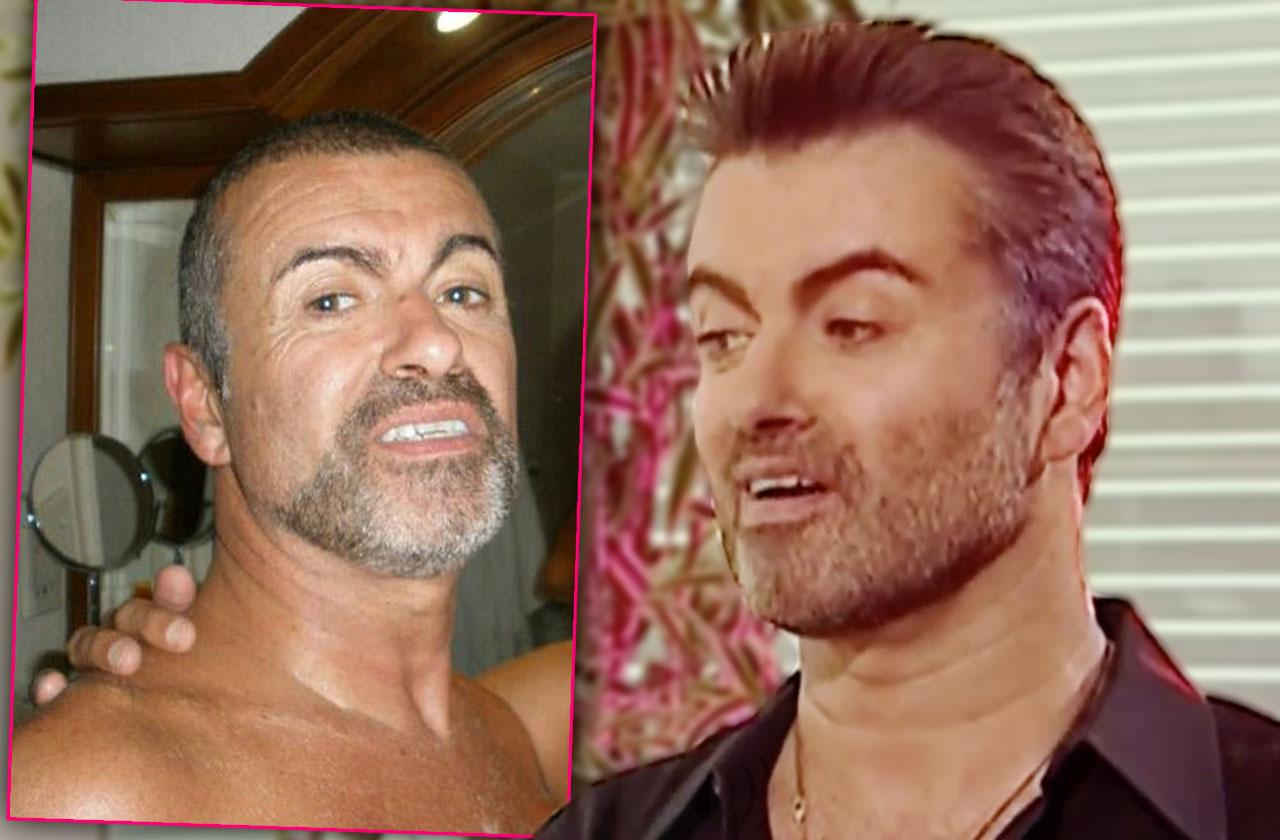 George Michael Shamed Gay Sex Life