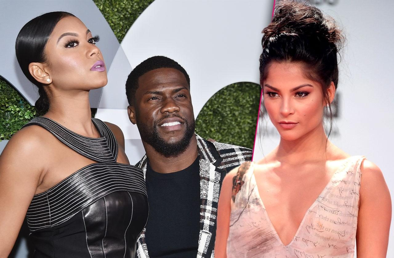 //kevin hart cheating scandal other woman monique gonzalez revealed pp