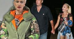 gwen stefani blake shelton leave hollywood after miscarriage