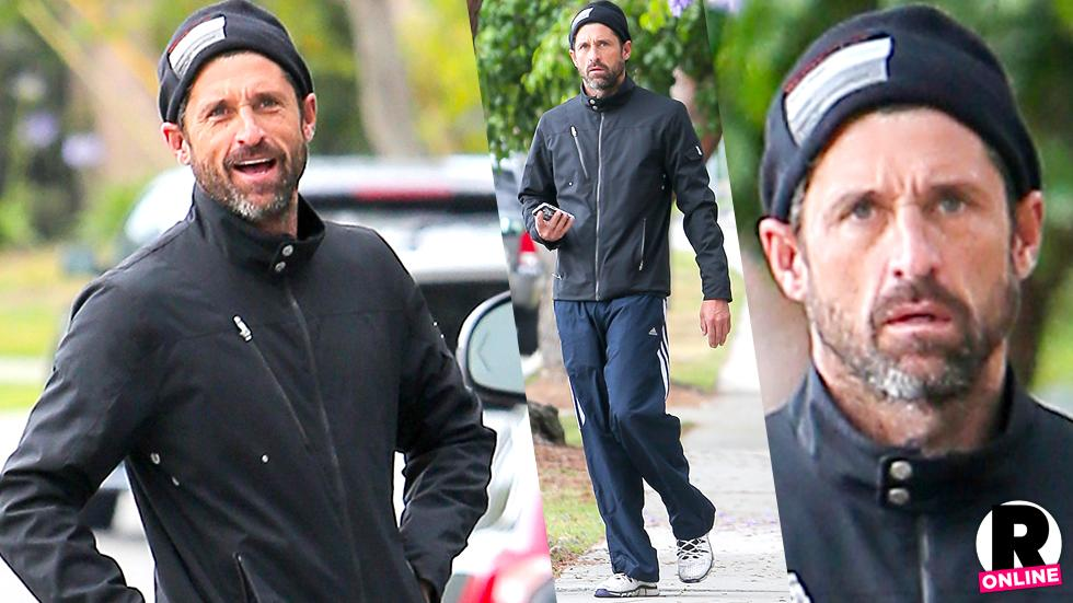 Patrick Dempsey Looking Thin After Greys Anatomy Departure