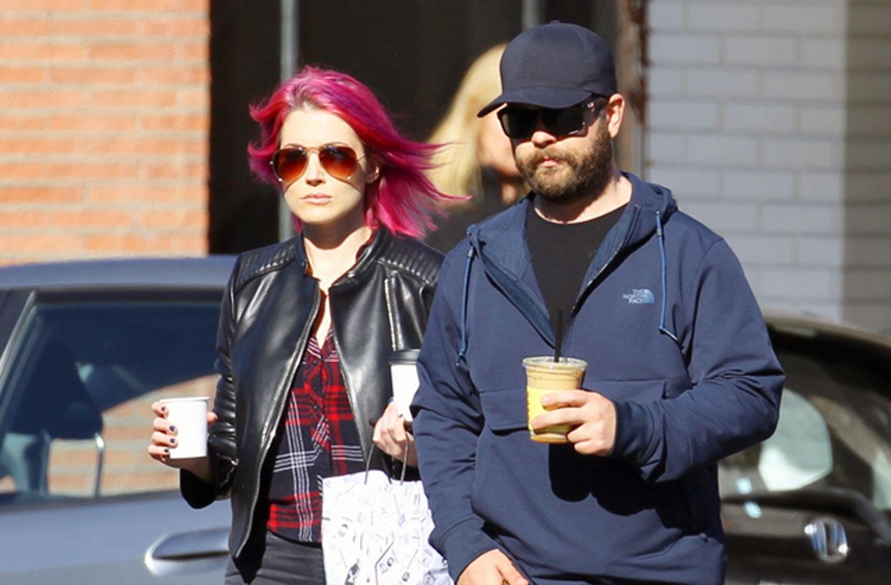 Jack Osbourne Spotted Out With Mystery Woman