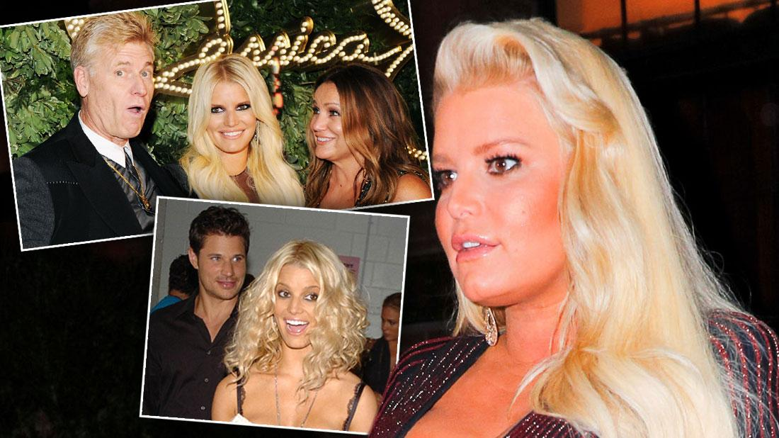 Jessica Simpsons Biggest Scandals Revealed As She Goes Over The Hill