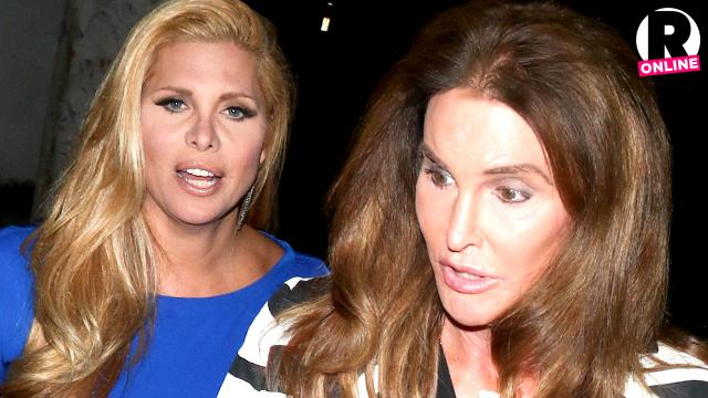 Caitlyn Jenner Big Fight With Candis Cayne