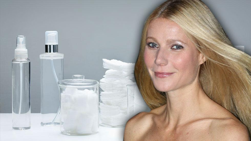Gwyneth Paltrow Monthly Beauty Regime