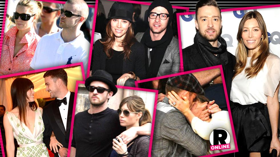 //re live justin timberlake and jessica biels relationship from the very beginning pp sl