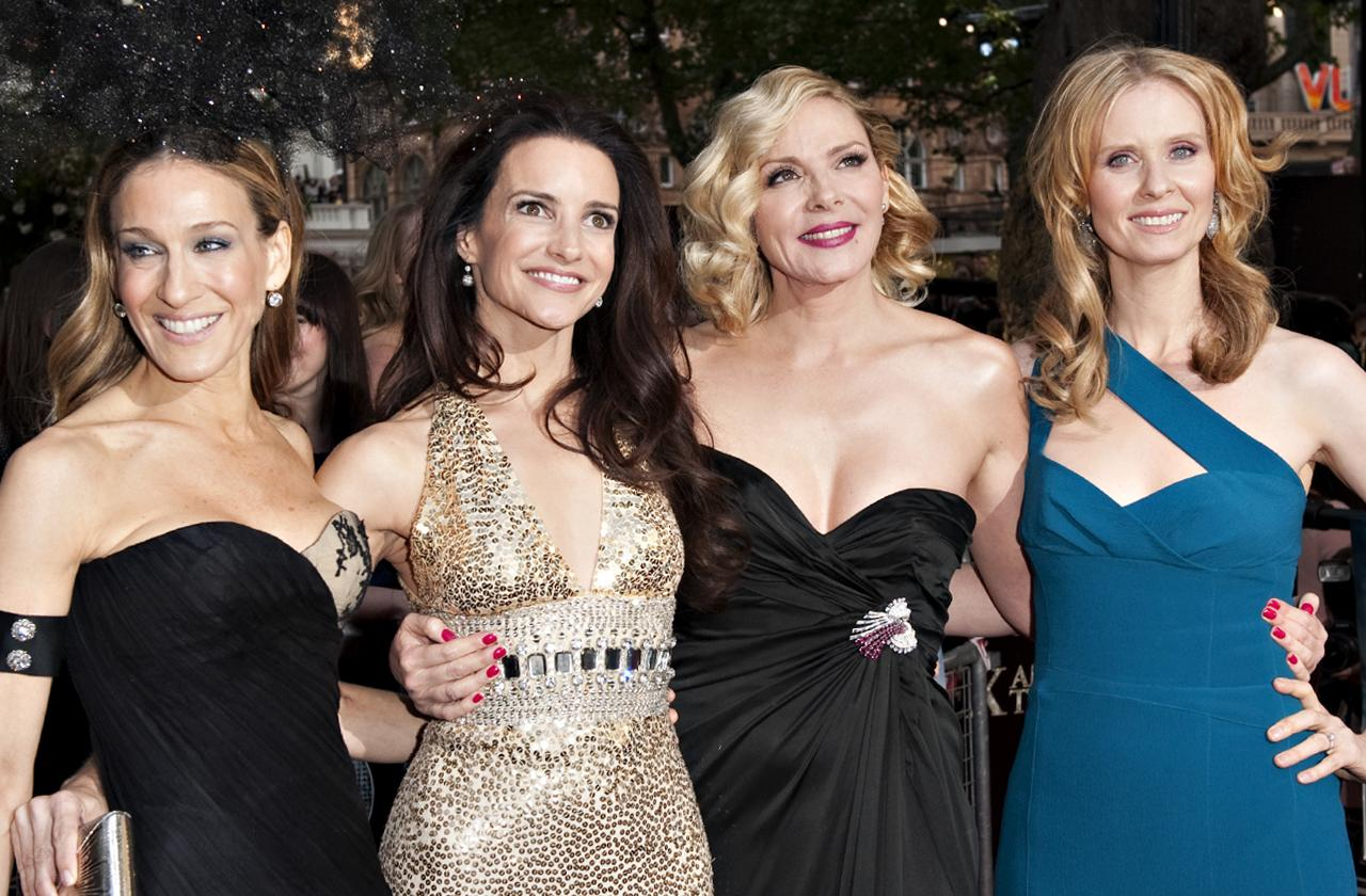 Kim Cattrall Single-Handedly Killing A Proposed Third 'SATC' Movie