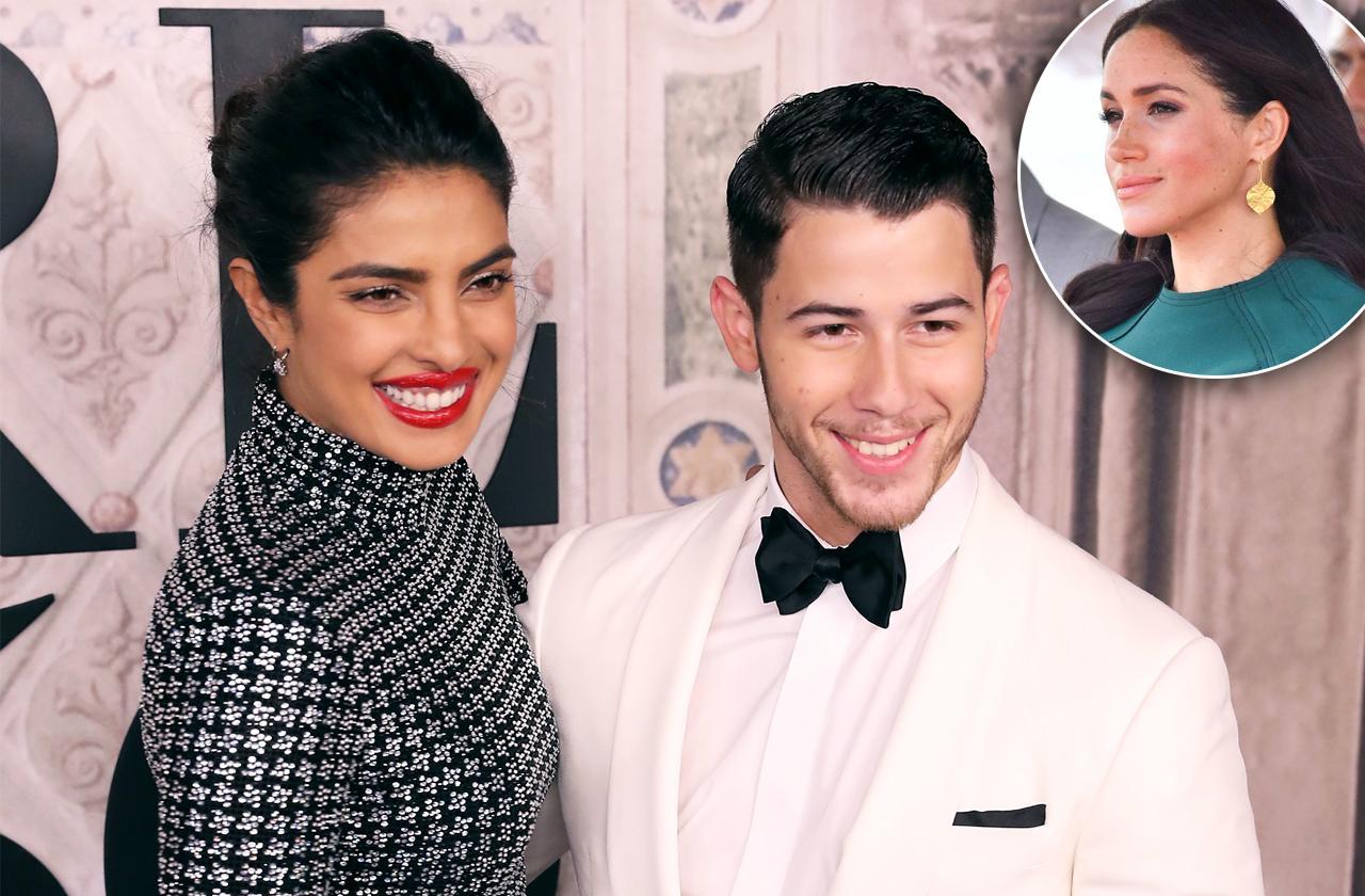 Meghan Markle Not Attend Priyanka Chopra Wedding