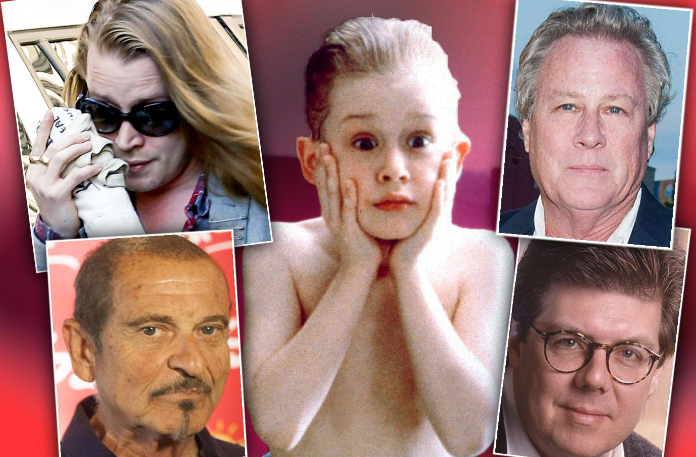 John Heard Dead Home Alone Cast Curse Macaulay Culkin