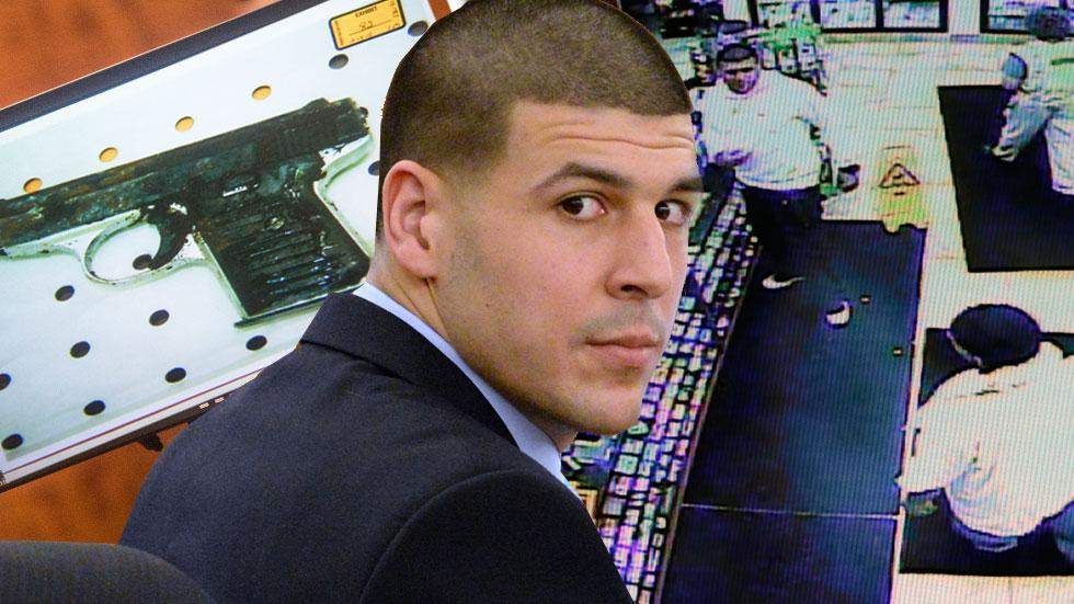 Aaron Hernandez Murder Trial Glock