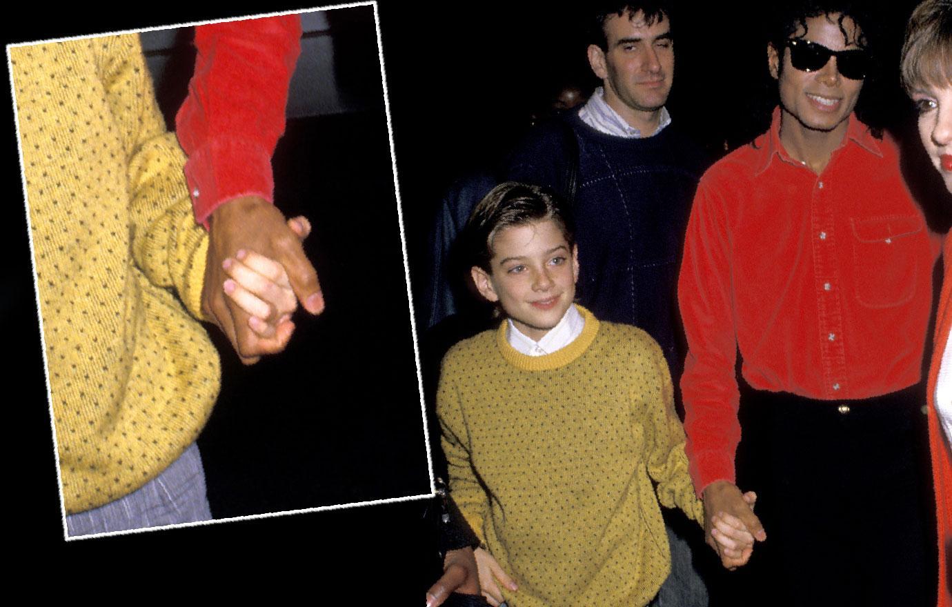 Michael Jackson Wed Boy Jimmy Safechuck Documentary