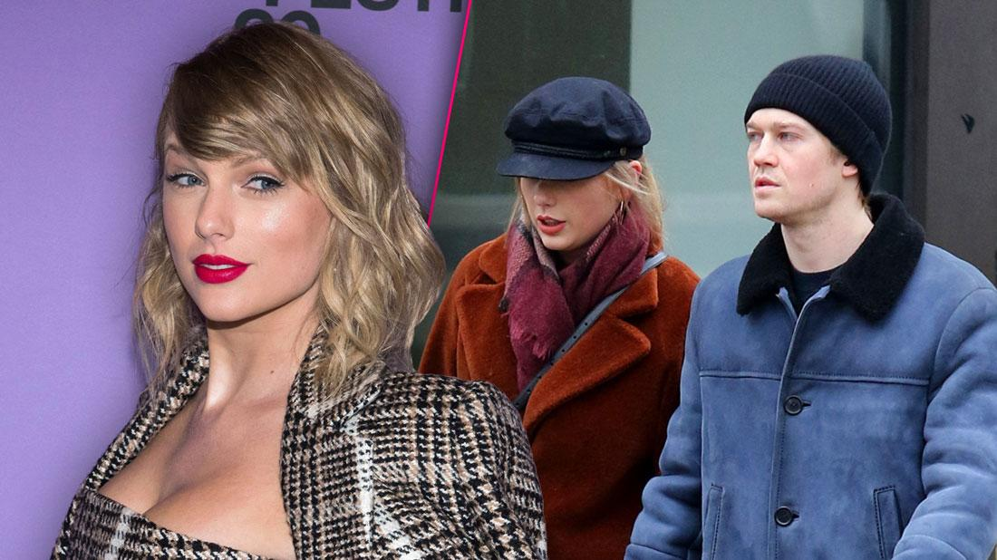 Taylor Swift Is Not 'Ready' To Have Kids With BF Joe Alwyn