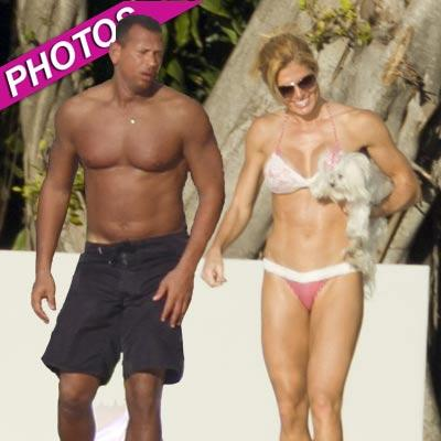 //alex rodriguez torrie wilson bikini girlfriend