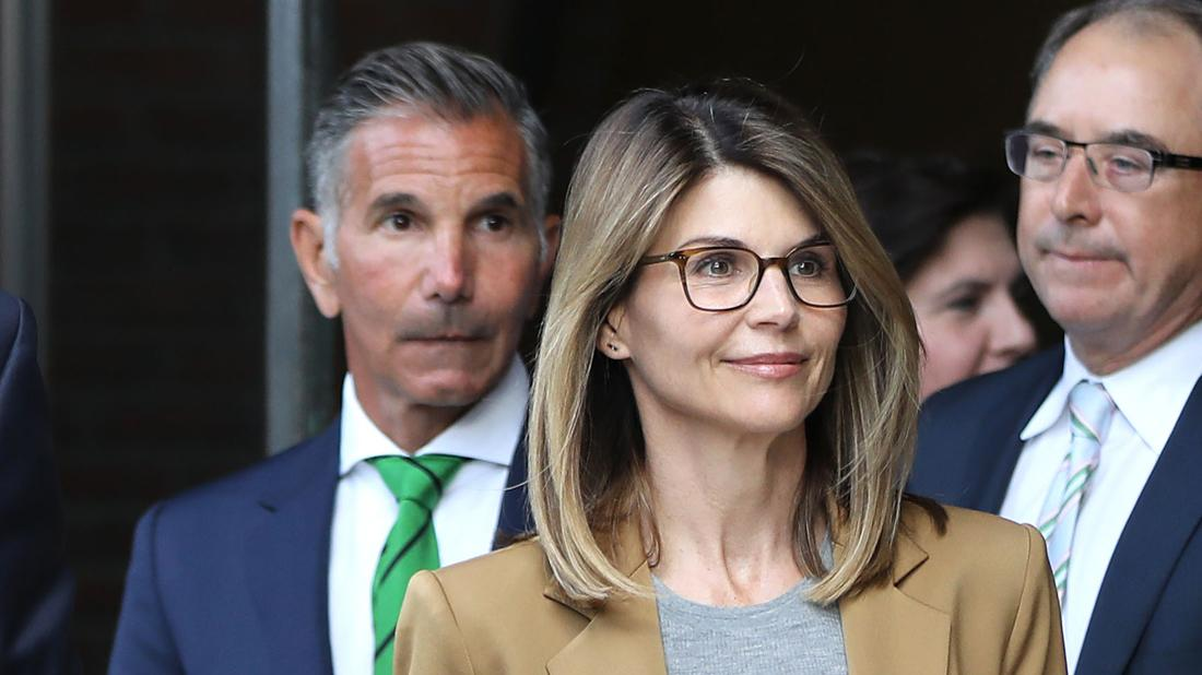 Lori Loughlin Mossimo Giannulli Constant Fights College Scandal