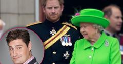 harry needs queen to clear meghan getty