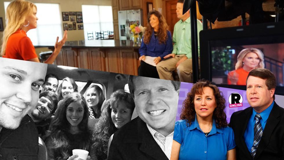 Jim Bob Duggar Michelle Duggar TV Interview Lies