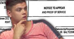 //tyler baltierra lawsuit home renovation without permits inspection teen mom og pp