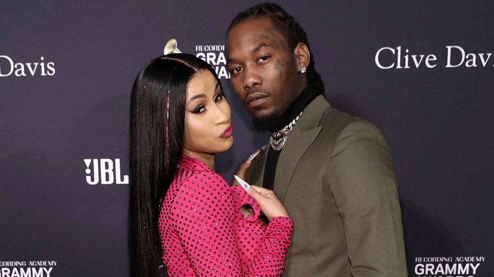 Cardi B Is 'Still Going Through' Divorce From Offset After Locking Lips At Her Birthday Bash
